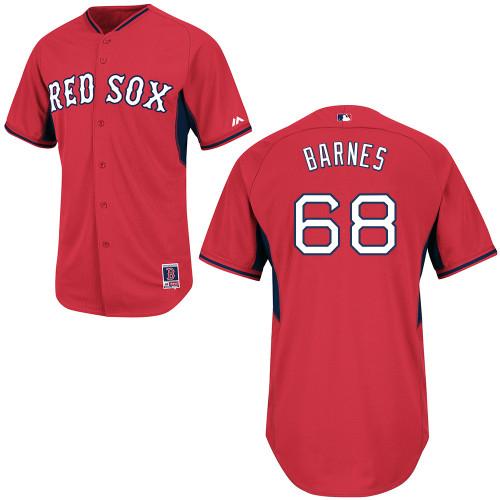 Matt Barnes  68 MLB Jersey-Boston Red Sox Men s Authentic 2014 Cool Base BP c7f8708d00e